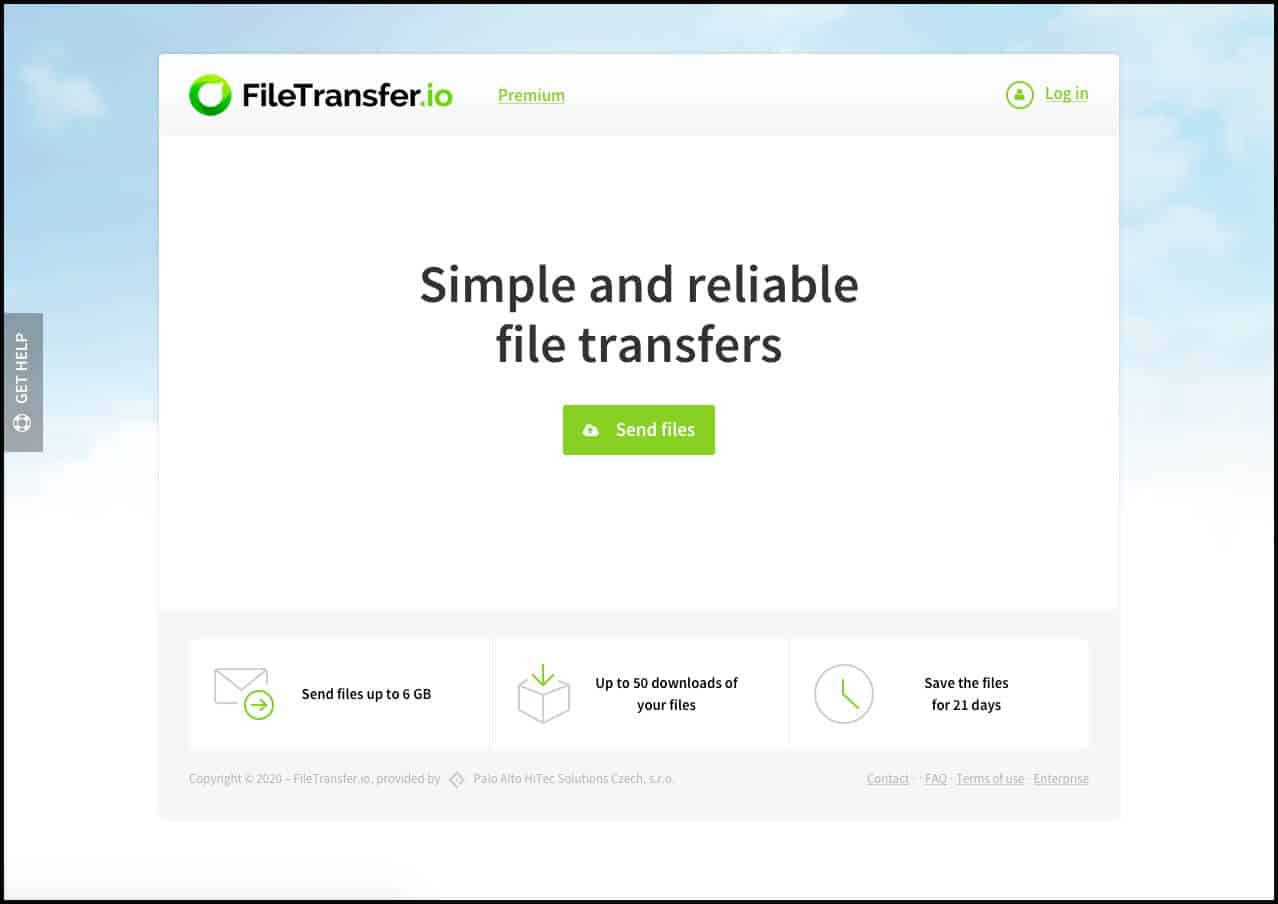 FileTransfer.io