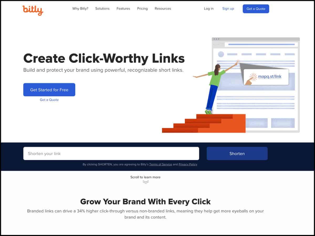 Bit.ly - O encurtador de links mais usado da internet
