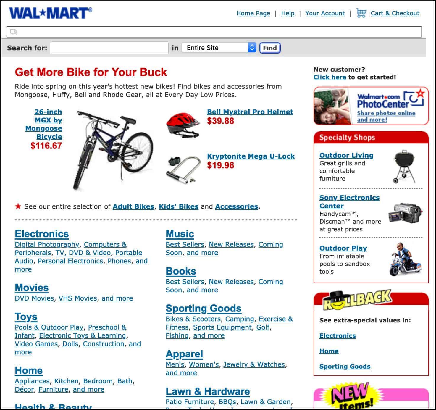 Walmart (2001)